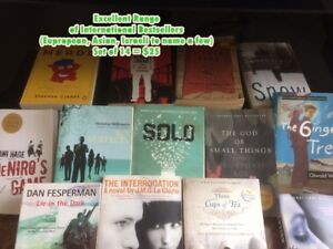 Great Books. Low Prices. Prices and Genre Info on the Pics.