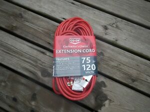 75ft Extension Cord