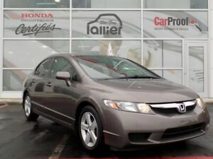 Honda Civic Sedan Sport 2009 - Lallier Auto