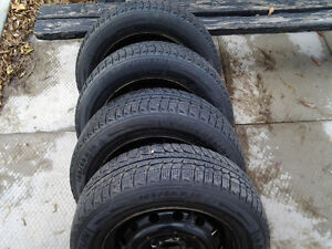 Michelin Ice and Snow 185/60r14 $400 OBO