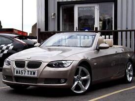 2007 BMW 3 Series 3.0 335i SE 2dr 2 door Convertible