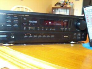 Denon DRA-395 Stereo Receiver + Remote
