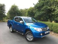 2016 Mitsubishi L200 2.4DI-D 4WD 2016MY Warrior * NEW SHAPE * MANUAL * NAV *