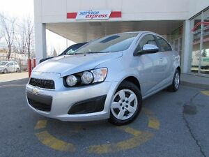 Chevrolet Sonic 4dr Sdn LS Auto 2013