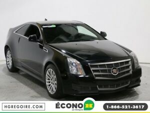 2011 Cadillac CTS CTS4 COUPE AWD A/C GR ELECT MAGS