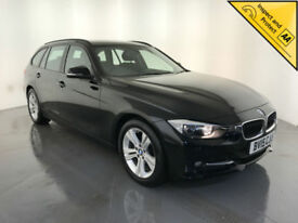 2015 BMW 318D SPORT DIESEL ESTATE 1 OWNER SERVICE HISTORY FINANCE PX WELCOME