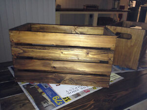 Wooden Crates London Ontario image 4