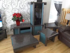 Ensemble meubles salon