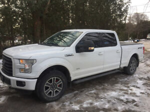 2016 Ford F-150 Sport, Remote Start, Heated Seats. 6.5ft Box.