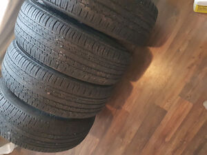 Summwr tires in great shape