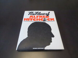 The Films of Alfred Hitchcock - great condition!