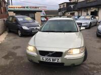 Volvo S60 2.4 2004MY D5 S Manual Diesel Cheap To Run