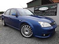 2004 54 FORD MONDEO 3.0 MONDEO ST 220 5DR PETROL PERFORMANCE BLUE