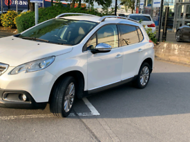 2013 peugeot 2008 low mileage v nice to drive