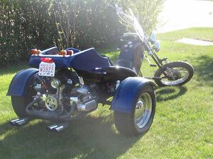 Beautiful show trike for sale Strathcona County Edmonton Area image 5