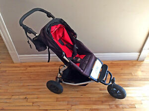 Mountain Buggy Swift - poussette / stroller