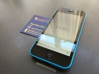 Brand new unlocked sim free iPhone 5C sealed box with full new accessories
