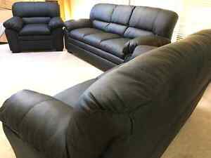 NEW Leather 3pc sofa sets! Cheap!!!