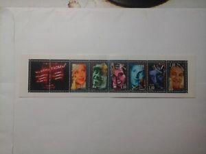 Timbres Stamps collection artistes français 1994 neuf
