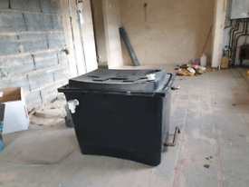 Cold water storage tank 114 liters