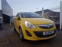 Vauxhall/Opel Corsa 1.0i 12v ( 65ps ) ( a/c ) ecoFLEX 2011.5MY Excite