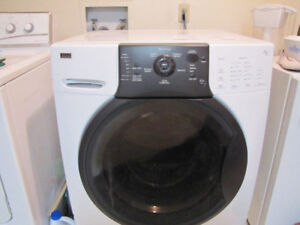 Kenmore HE3 washing machine for parts, NEW BOOT, NEW STRUT