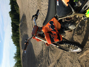Selling my 2009 ktm 85sx with a complete engine rebuild!!