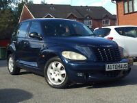 2003 Chrysler PT Cruiser 2.0 Touring 5dr CAMBELT AND WATER PUMP JUST REPLACED + CRUISE CONTROL