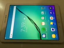 AS NEW Samsung Galaxy Tab S2 9.7 32GB WIFI WHITE T810Y Victoria Park Victoria Park Area Preview
