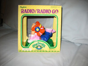 CABBAGE PATCH RADIO