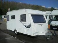 LUNAR VENUS 380/2 , 2 berth caravan with large rear bathroom