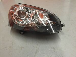 Headlight paire VW MKV MK5 Rabbit GTI Jetta phares avants