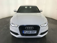 2014 64 AUDI A6 S LINE TDI AUTO 1 OWNER FROM NEW SERVICE HISTORY FINANCE PX