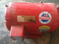 Baldor 5 hp electric motor