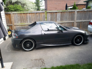 Honda del sol for sale