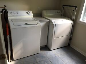Washer and dryer (Mytag Atlantic)