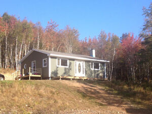 Camp on approx 40 acres lochiel lake