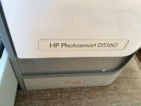 HP Photosmart D5160 colour printer
