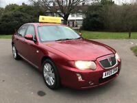 Rover 75 2.0 CDTi 131Ps Contemporary SE (red) 2005