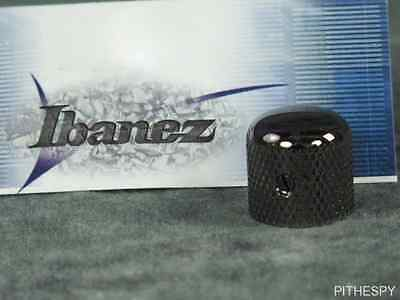 Used, NEW IBANEZ VOLUME TONE DOME KNOB COSMO BLACK GUITAR PART FR RG RGA RGT S JS1000  for sale  Livonia