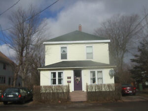 Nice 2 story 2-apt income house or private home. Reduced. ComeC.