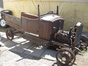 GREAT RAT ROD PROJECT ~ 1930 FORD MODEL A PICKUP ~ RARE