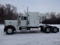 2004 Peterbilt 379L  Single Turbo Cat