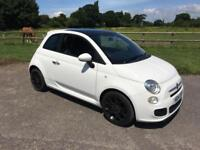 Fiat 500 S 3dr PETROL MANUAL 2014/14