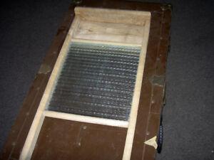 planche antique à laver