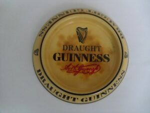 DRAUGHT GUINESS Ash Tray.