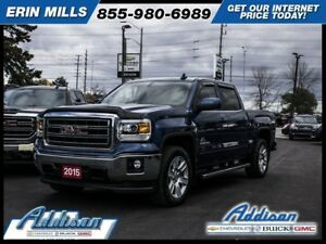2015 GMC Sierra 1500 SLEKodiak Edition 5.3L Crew CAB Options