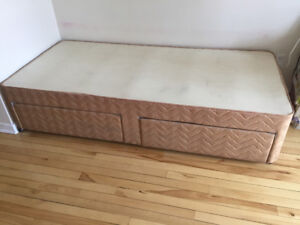 single bed moving out sale