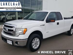 2014 Ford F-150 XLT  - 8 Foot Box -  Bluetooth -  SiriusXM - $17
