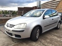VW Golf 1.4 Petrol. 2 Lady owners from new
